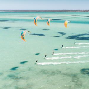 downwind kitesurf itinérant