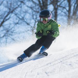 cours de ski collectif
