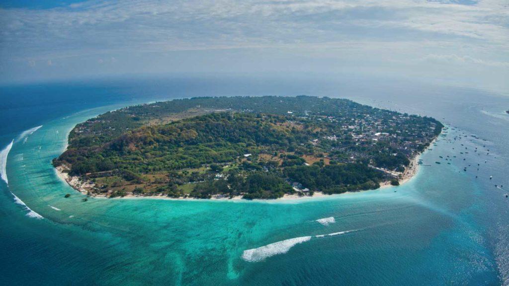 Aventure Bali Lombok - îles Gilis